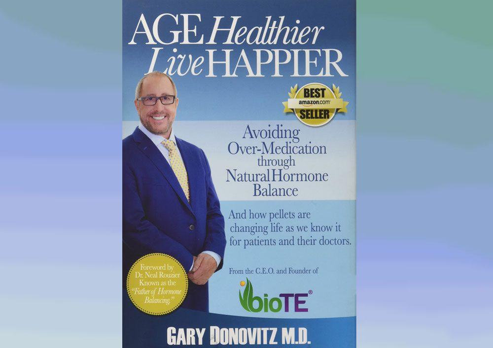 """""""Age Healthier Live Happier Book"""""""