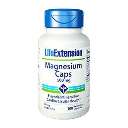 """""""Life Extension magnesium"""""""